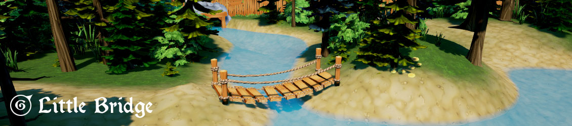 Garadom Online - Little Bridge